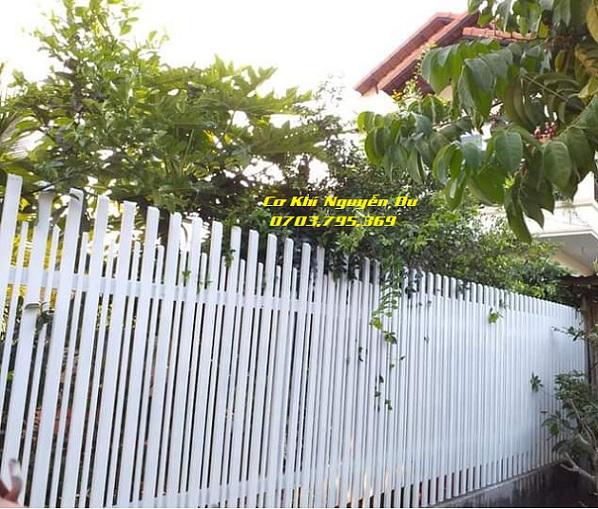 Thiết kế hàng rào sắt đẹp tại Quận 2