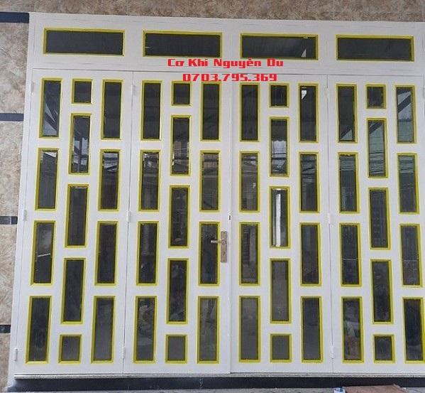 Làm cửa sắt tại Thủ Dầu Một