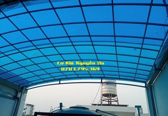 Thợ làm mái poly quận Phú Nhuận