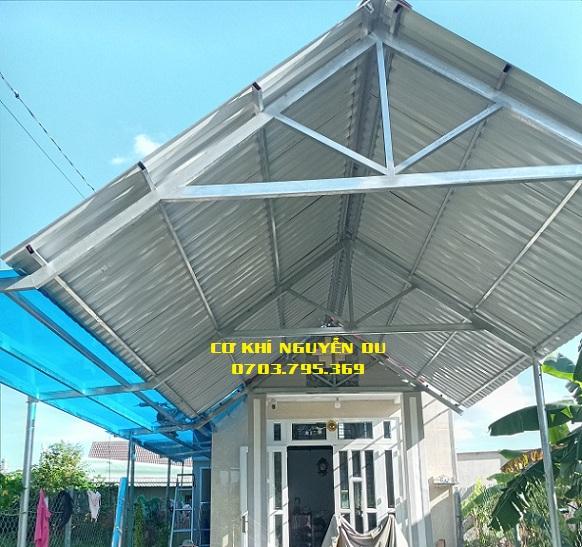 Thợ làm mái tôn tại Thuận An