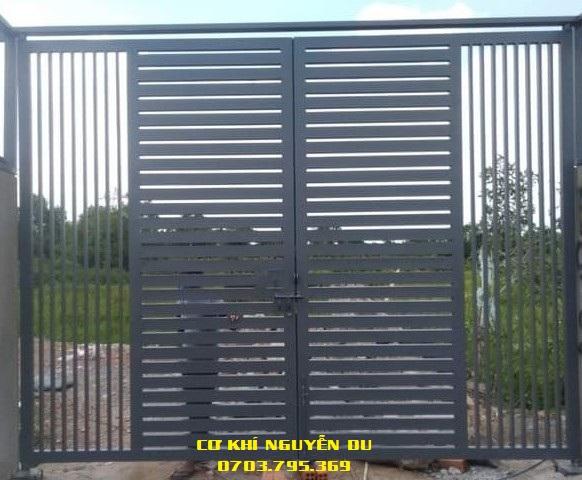 Dịch vụ làm cửa sắt tại Quận 6